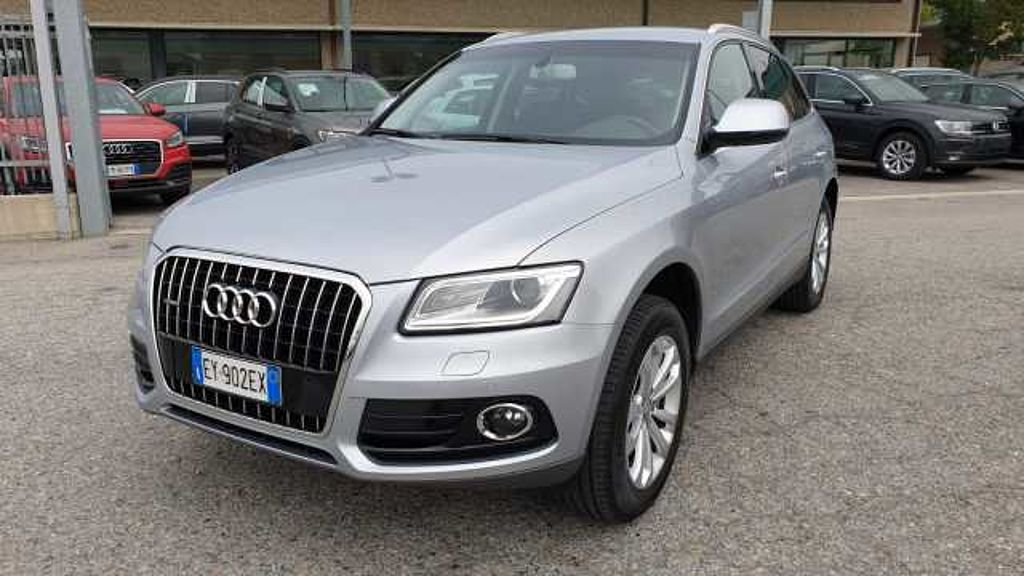 Audi Q5 2.0 TDI 190 CV clean diesel quattro S tr. Advanced Plus