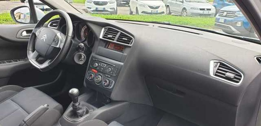 Citroen C4 1.6 HDi 90 Seduction