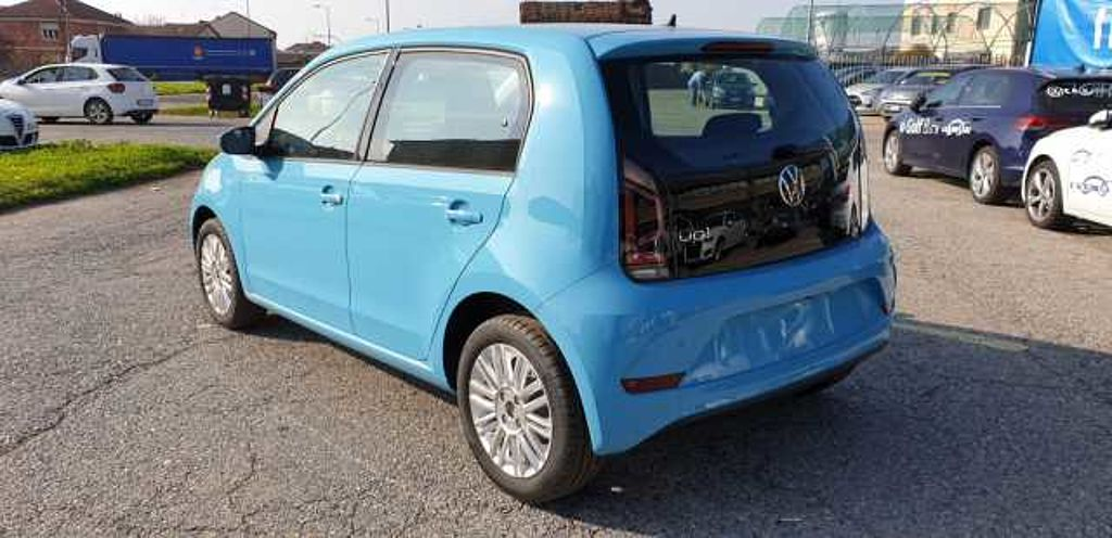 Volkswagen up! 1.0 5p. EVO move BlueMotion Technology
